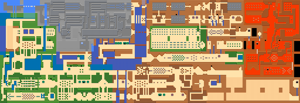 Crude ASCII Maps: Zelda: Outlands on ikana map, hyrule map, pokemon map, kingdom hearts map, ocarina of time map, castlevania 2 map, minecraft map, mario world map, wind waker map, castlevania 3 map, gta map, harvest moon map, zilla map, skyward sword map, smash brothers map, metroid map, star wars map, oracle of ages map, super mario map, mario kart map,